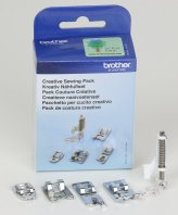 Brother Creative Sewing Pack