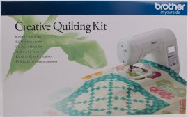 Brother Creative Quilting Kit QKF3 für F400/410/420/460/480