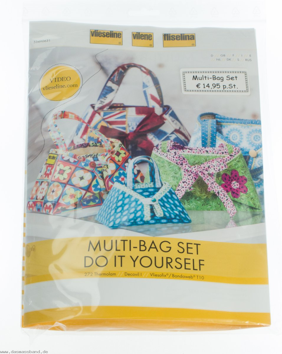 Freudenberg Vlieseline Multi-Bag Set