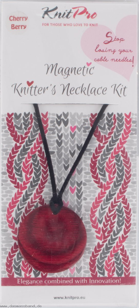 KnitPro Ketten-Set Cherry Berry