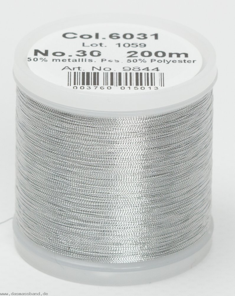 Madeira Heavy Metal No.30, 200m, Farbe 6031