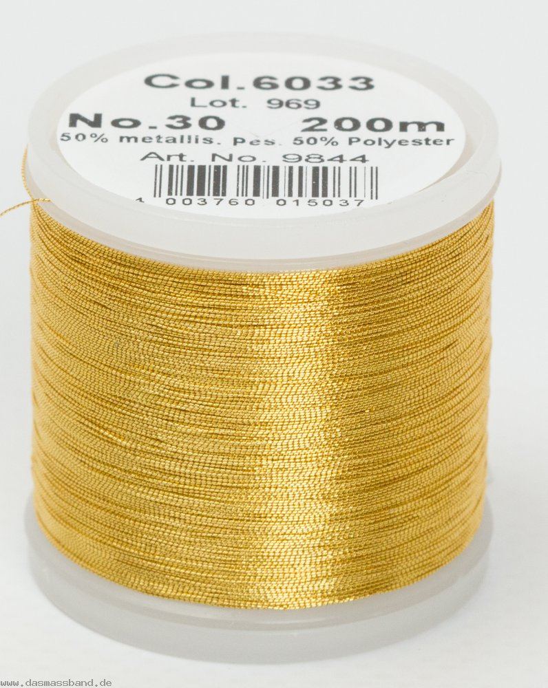 Madeira Heavy Metal No.30, 200m, Farbe 6033