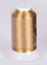 Rheingold Soft Metallic No.40, 3.000m Kone, Farbe 6015 gold nugget