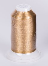 Rheingold Soft Metallic No.40, 3.000m Kone, Farbe 6017 pure gold