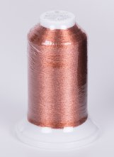 Rheingold Soft Metallic No.40, 3.000m Kone, Farbe 6327 copper