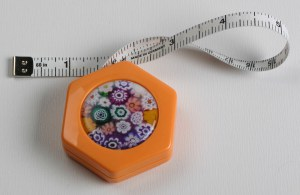 86203MAG  Hexagon Magnetic Rollmaßband 10mm/150cm cm/inch