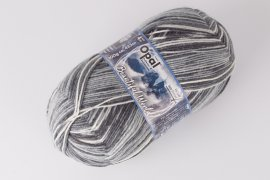 Opal Beautiful World 4-Fach Wolle, 100g Farbe 9746