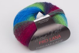 Pro Lana Dream-Lace 50gr, 75% Schurwolle, 25% Polyamid Farbe 186