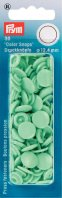 Prym 393119 Color Snaps rund 12,4mm mint