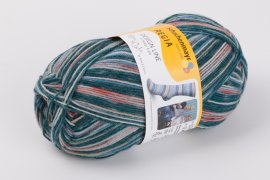 Regia Design Line, 4-Fach Wolle, 100g Farbe 03657 summer night